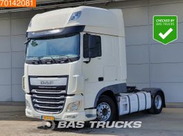 cab over engine DAF XF 460 4X2 NL-Truck SSC 2x Tanks Euro 6 2015