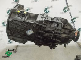Gearbox truck part MAN TGX 81.32004-6257 TYPE 12 AS 2130 TD VERSNELLINGSBAK EURO 6
