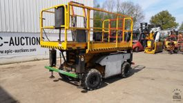 other aerial platform Haulotte Compact 10RTE 2008