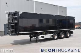 tipper semi trailer Jumbo DO 300 KSE | 65 M³ GRAANKIPPER * LIFTAS * STUURAS * APK 10-2021 2013