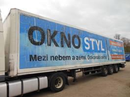Kofferauflieger Schmitz Cargobull SKO Doppelstock ohne balken 2002