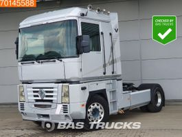 cab over engine Renault Magnum 480 4X2 Manual Retarder 2x Tanks Alcoa's Euro 3 2003