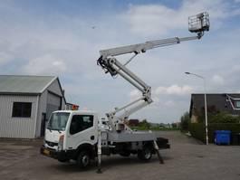 bucket truck lcv Nissan cabstar cmc 20meter 2012