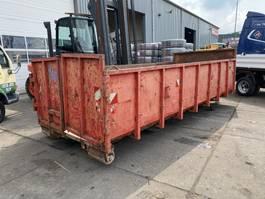 contenedor de transporte de cubierta abierta CONTAINER - LBH: 496X204X100 CM