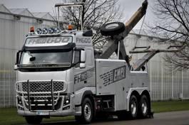 Abschleppfahrzeug Volvo FH16 6x4 BB EMPL WRECKER 2012