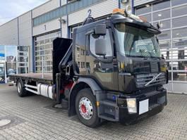 Kranwagen Volvo FE340 EURO 5 Crane Grua Hiab 144 XS