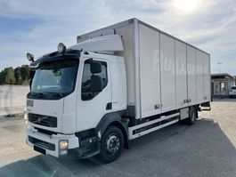 Koffer LKW Volvo FL240 Euro 5, Box-truck (Isolated + heater), 2013 2013