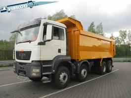 LKW Kipper > 7.5 t MAN TGS 41 8X4 2011
