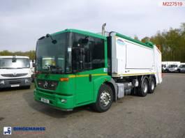 garbage truck Mercedes-Benz Econic 2629 RHD 6x4 Dennis refuse truck 2011