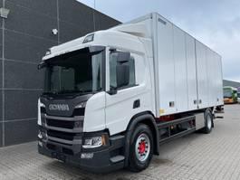Koffer LKW Scania P280 2021