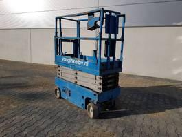 nacelle ciseaux sur roues Genie GS 1932 2012