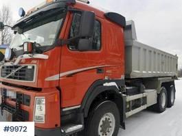 LKW Kipper > 7.5 t Volvo FM 4x4+2 snow rigged tipper truck 2007