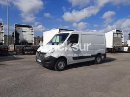 Koffer LKW Renault MASTER 125.35 L1H1 2016