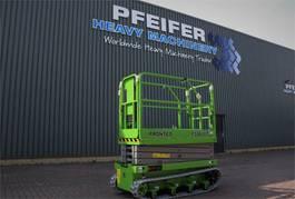 scissor lift crawler Fronteq FS0610T New, CE Declaration, 8m Working He 2021