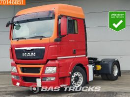 hazardous materials tractorhead MAN TGX 18 4X2 Intarder Blackmer Hydraulik ADR Manual Euro 5 2013