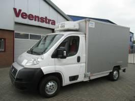 refrigerated van Fiat Ducato 2.3JTD Kuhler bis -22C Netto €5750,= 2012