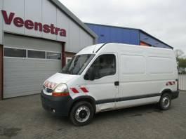 closed lcv Renault Master 2.5DCI Klima 145PS Netto €2950,= 2009