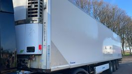 refrigerated semi trailer Krone SD THERMOKING SL 400 E 2011