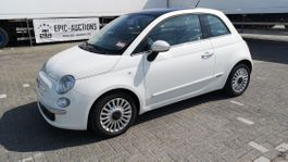 hatchback car Fiat 500