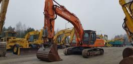 crawler excavator Doosan DX340 LC 2008