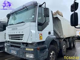 tipper truck > 7.5 t Iveco Trakker 340 T38 Euro 3 2006