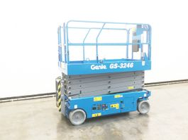 scissor lift wheeld Genie GS 3246 2020