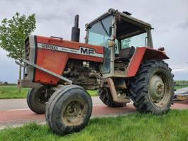 farm tractor Massey Ferguson 2620