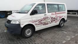 minivan - passenger coach car Volkswagen Transporter 2.0TDI