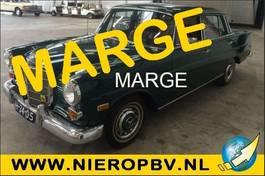 other passenger car Mercedes-Benz 200-serie 230 automaat 1968