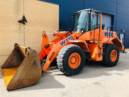 wheel loader Fiat -Hitachi W170 loader/wiellader 2000