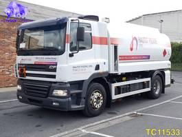 tank truck DAF CF 85 Euro 3 2002