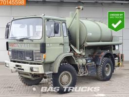 tank truck Renault M180.13 4X4 Manual Big-Axle Euro 1 Pumpe 1994