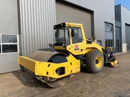 soil compactor Bomag BW213DH-4 with extra vibrating plates 2005