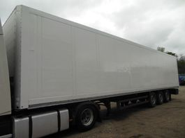 Kofferauflieger Schmitz Cargobull SKO 24, DOPPELSTOCK MIT BALKEN 2006