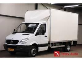closed lcv Mercedes-Benz Sprinter 513 CDI BAKWAGEN MEUBELBAK LAADKLEP VERHUISWAGEN CRUISE CONTROL 2013