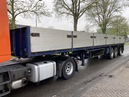 drop side semi trailer Floor FL0-18-28H 1992