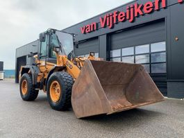 wheel loader Case 521 D - WHEELLOADER 2007