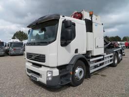 garbage truck Volvo FE 260 FE260 6x2 VDL Translift Varia IES
