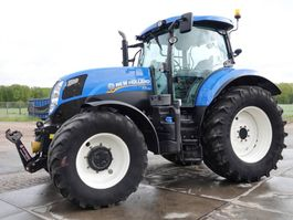 farm tractor New Holland T 7.170 - Excellent Condition / Low Hours 2012