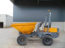 wheel dump truck Terex TA 3 SH 2013