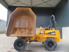 wheel dump truck Thwaites 6 tonne 2012