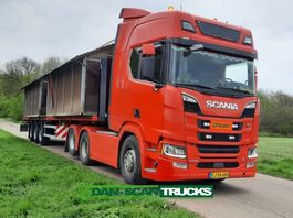 cab over engine Scania R520-V8 Full Air suspension-29050mm-hydr. system- 2019