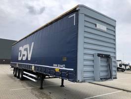 sliding curtain semi trailer LAG O-3-GC A5 2013