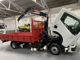crane truck Renault Maxity 110 DXY CYTECMA modelo CK- 33/2S