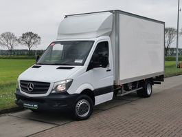 closed lcv Mercedes-Benz Sprinter 513 cdi bakwagenlaadklep 2016