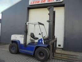 forklift Hyster 6 ton Diesel H 6.00XL 1986