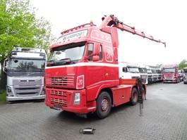 crane truck Volvo FH13 520 6X2 mit HIAB 288-5 HiPro 2009