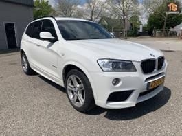 suv car BMW X3 X REIHE 2.0d X-Drive - M-Sport - Handbak - Vol! 2011