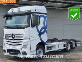 chassis cab truck Mercedes-Benz Actros 2545 6X2 Liftachse Euro 5 StreamSpace 2012