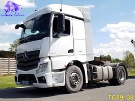 cab over engine Mercedes-Benz Actros 1843 Euro 6 2015
